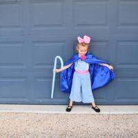 DIY Toy Story Bo Peep Costume