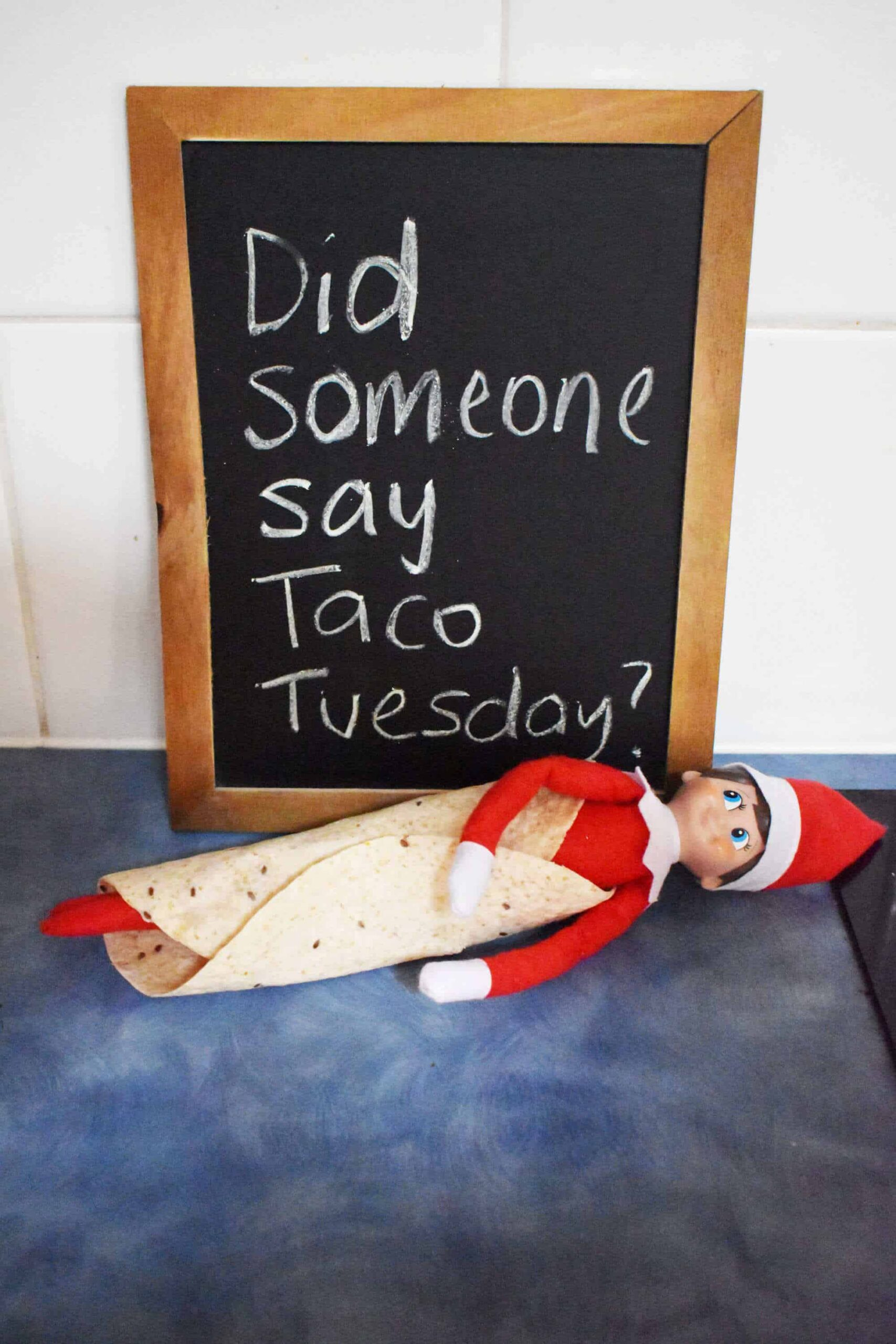 Elf taco tuesday