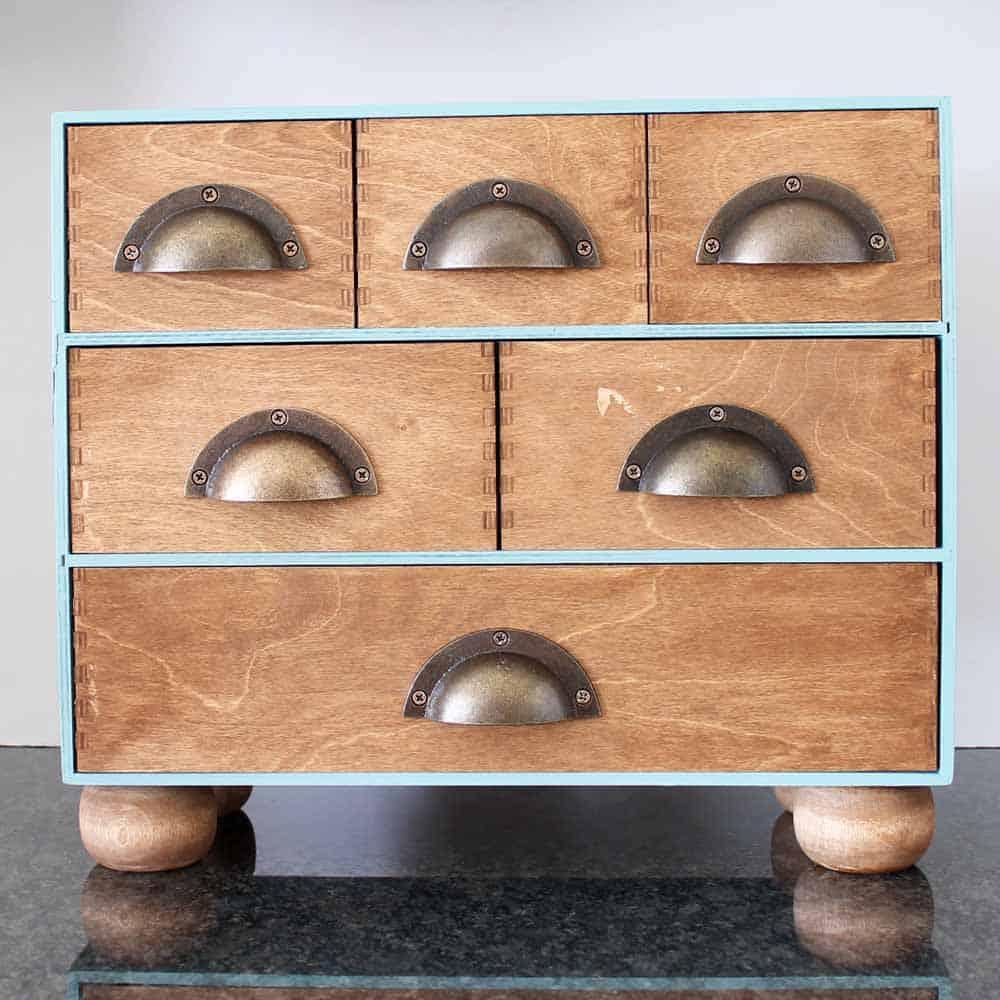 Ikea Moppe Hack for Organization