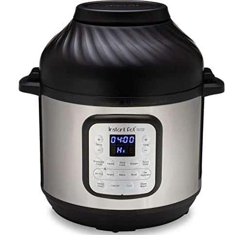 Instant Pot Duo Crisp 11-in-1 Appliance