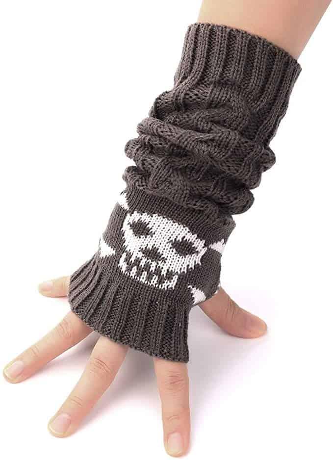 Fingerless Glove Arm Warmers