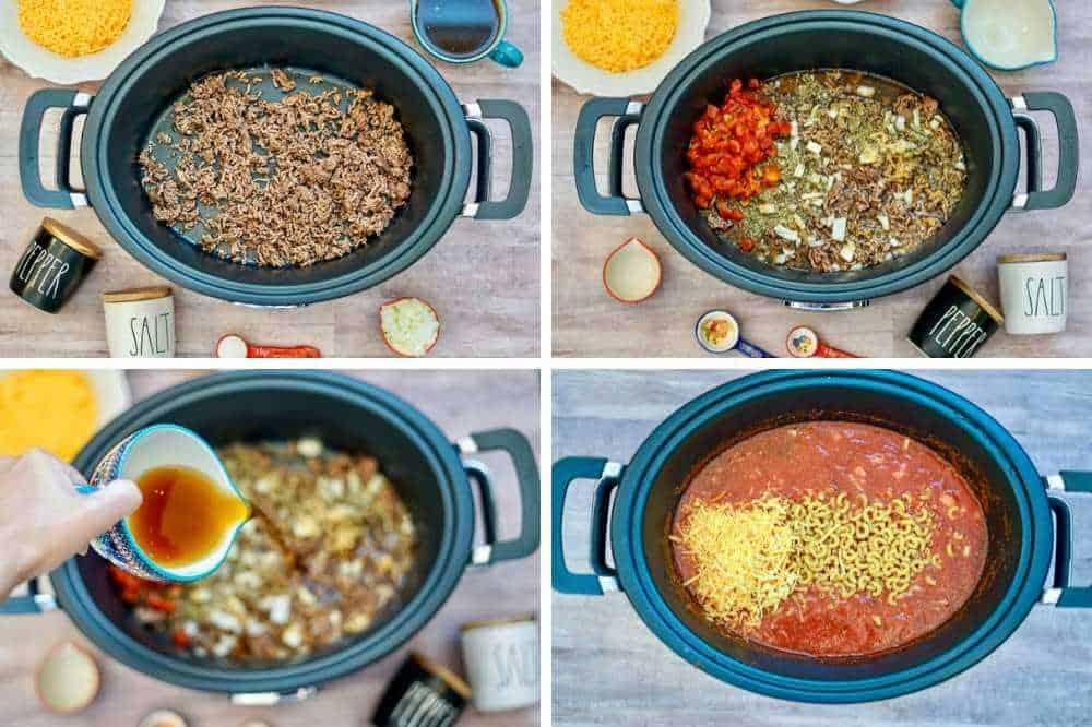 How to make american goulash