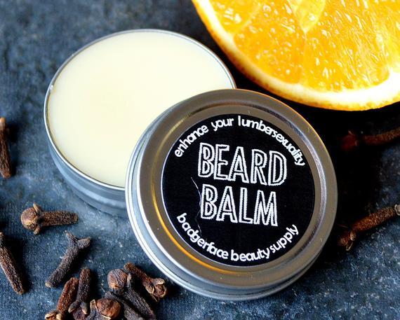 All-NaturalCitrus Beard Balm