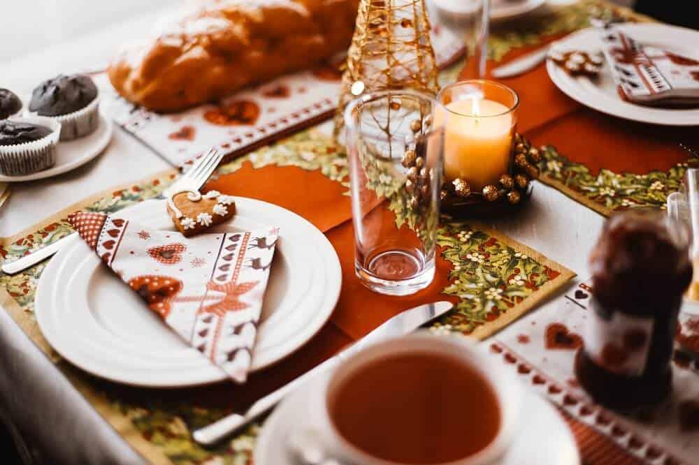 Lovely christmas morning breakfast picjumbo com 1