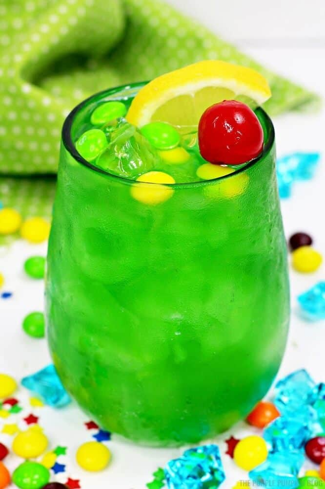Buzz lightyear mocktail