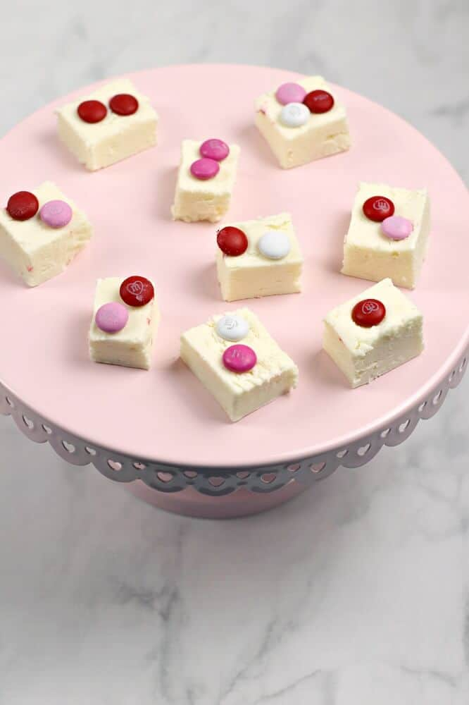 Marshmallow white chocolate fudge recipe