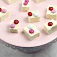Marshmallow white chocolate fudge recipe
