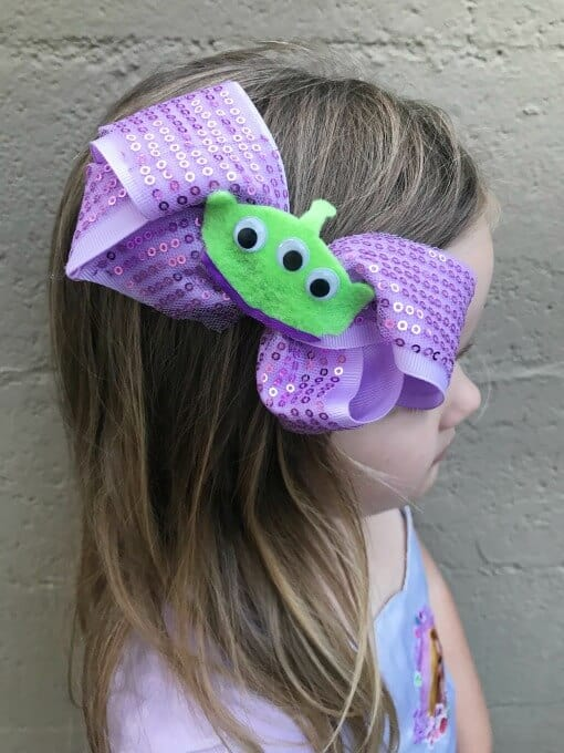 Toy Story bow diy