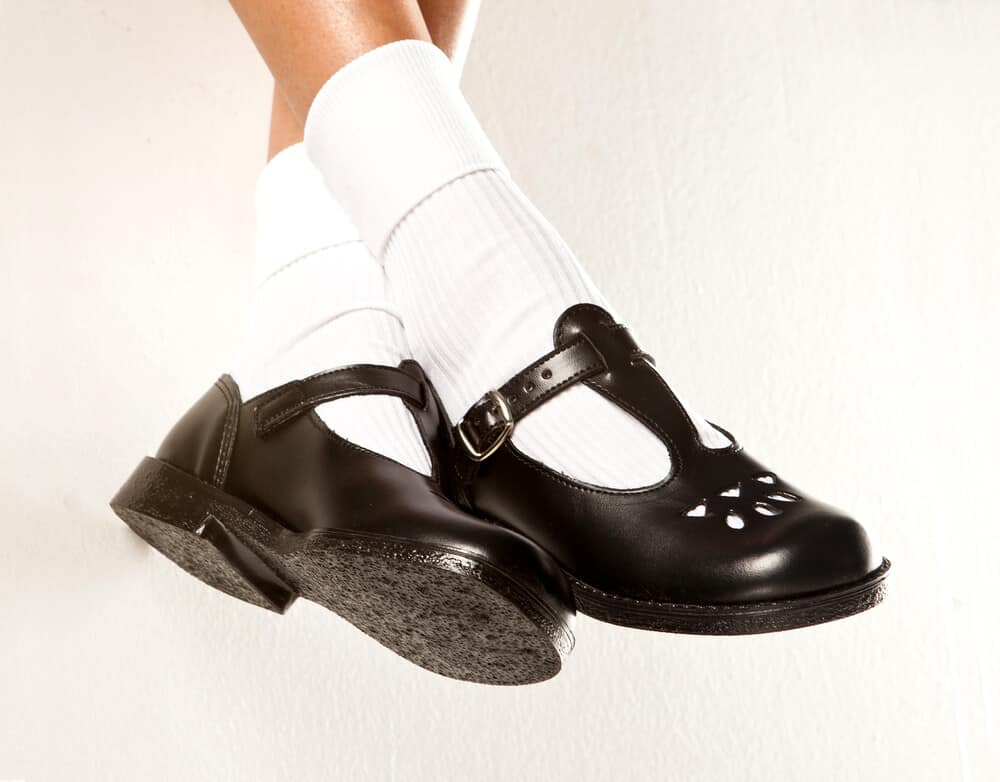 Back to school essentials - school shoes