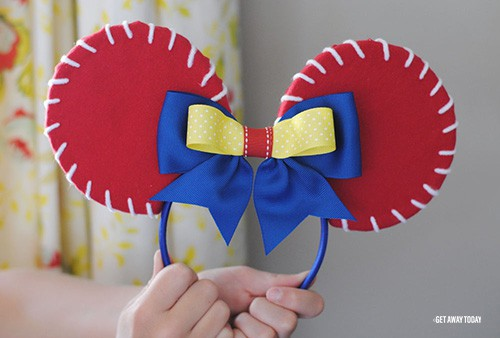 Jessie Minnie Mouse Ears