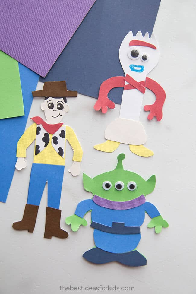 toy story book marks