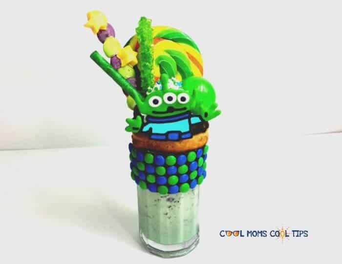 Toy story freak shake