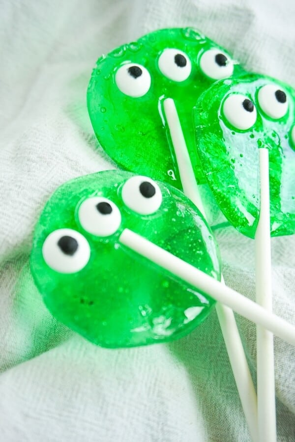Toy Story Alien lollipops