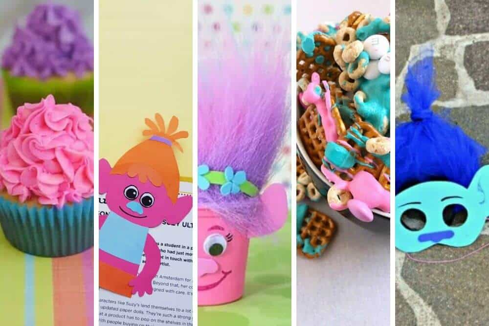 The best Trolls birthday party ideas for kids of all ages