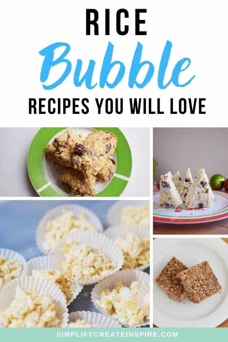 Rice Bubble Recipes For Every Occasion
