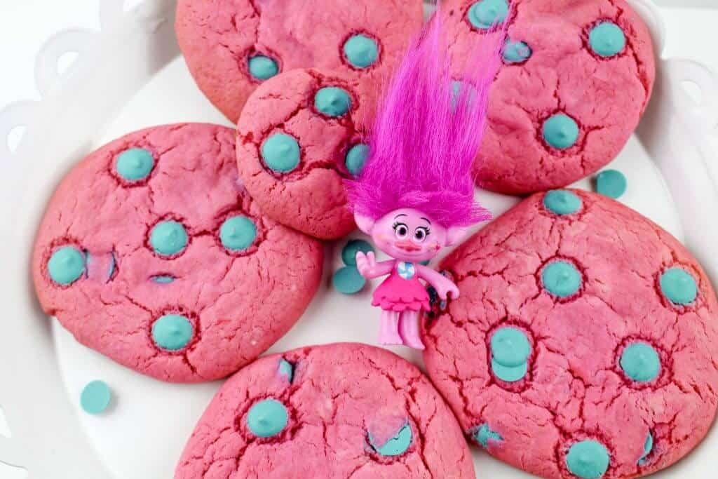 Poppy cookies