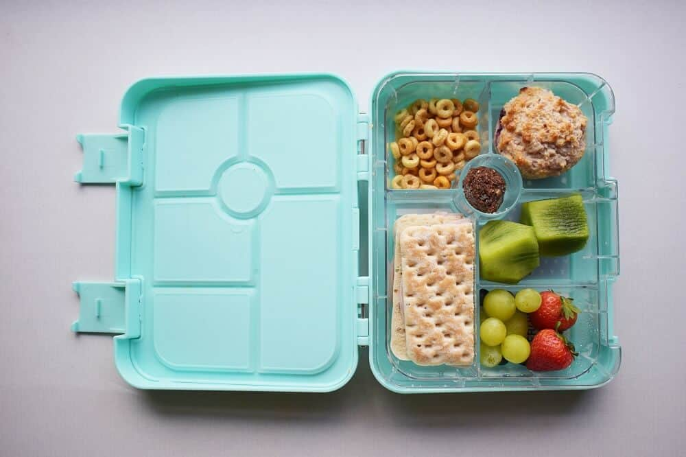 bento box lunches for kids