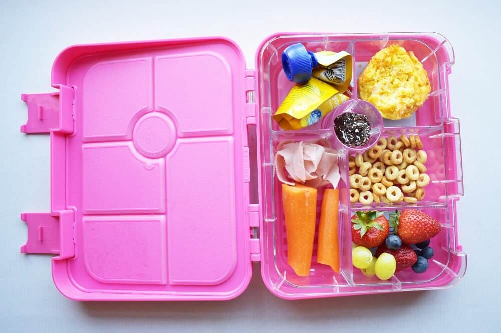 Bento lunch box Ideas For Kids