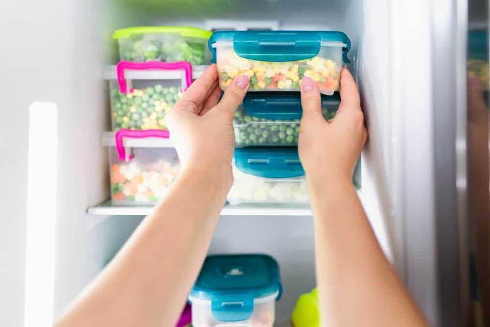 Freezer cooking meal plan tips