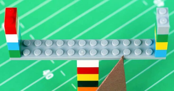 Lego football match for kids 1