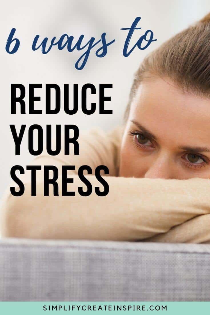 ways to lower stress in your life