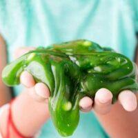 Easy homemade slime recipes for kids