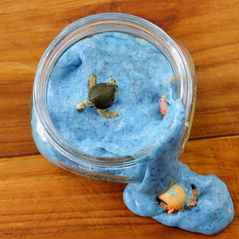 Ocean slime for kids 002