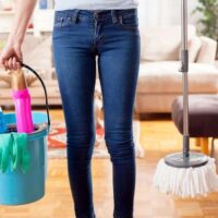 Keeping up with cleaning schedules at home