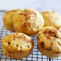 Mashed potato muffins