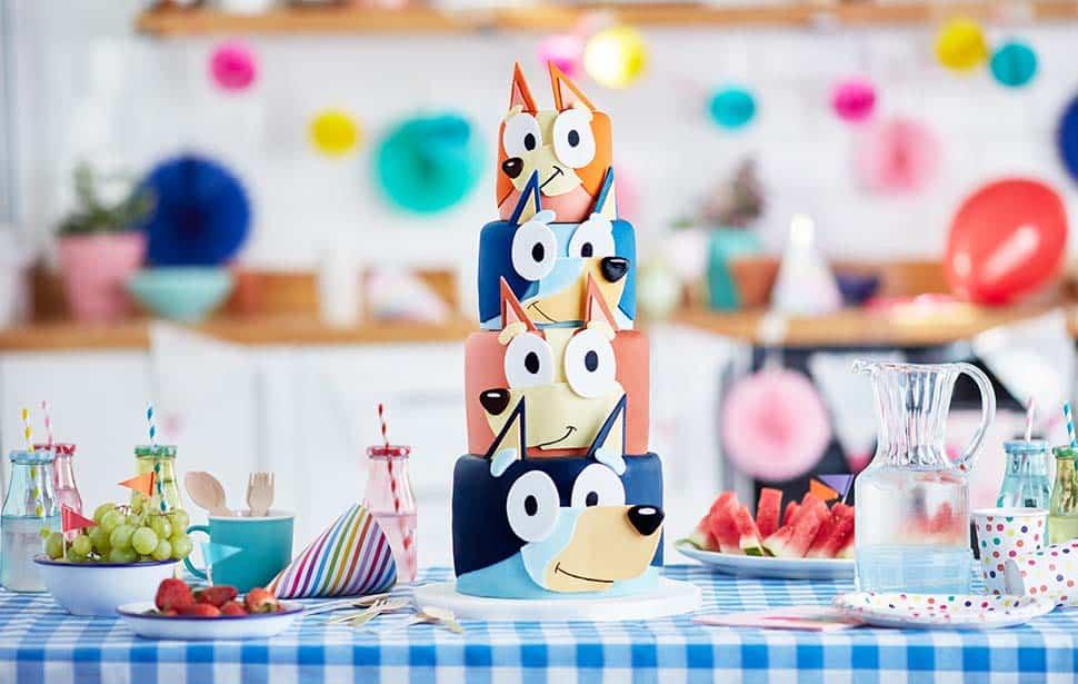 Bluey birthday party ideas
