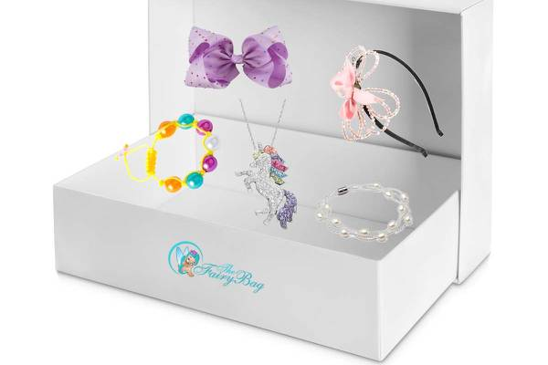 The fairy bag monthly accessory subscription box