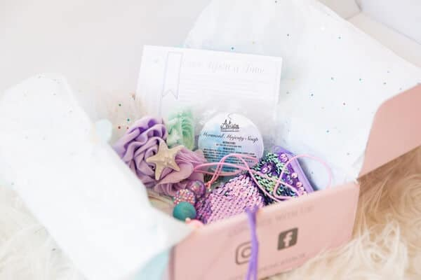 Princess kids subscription box