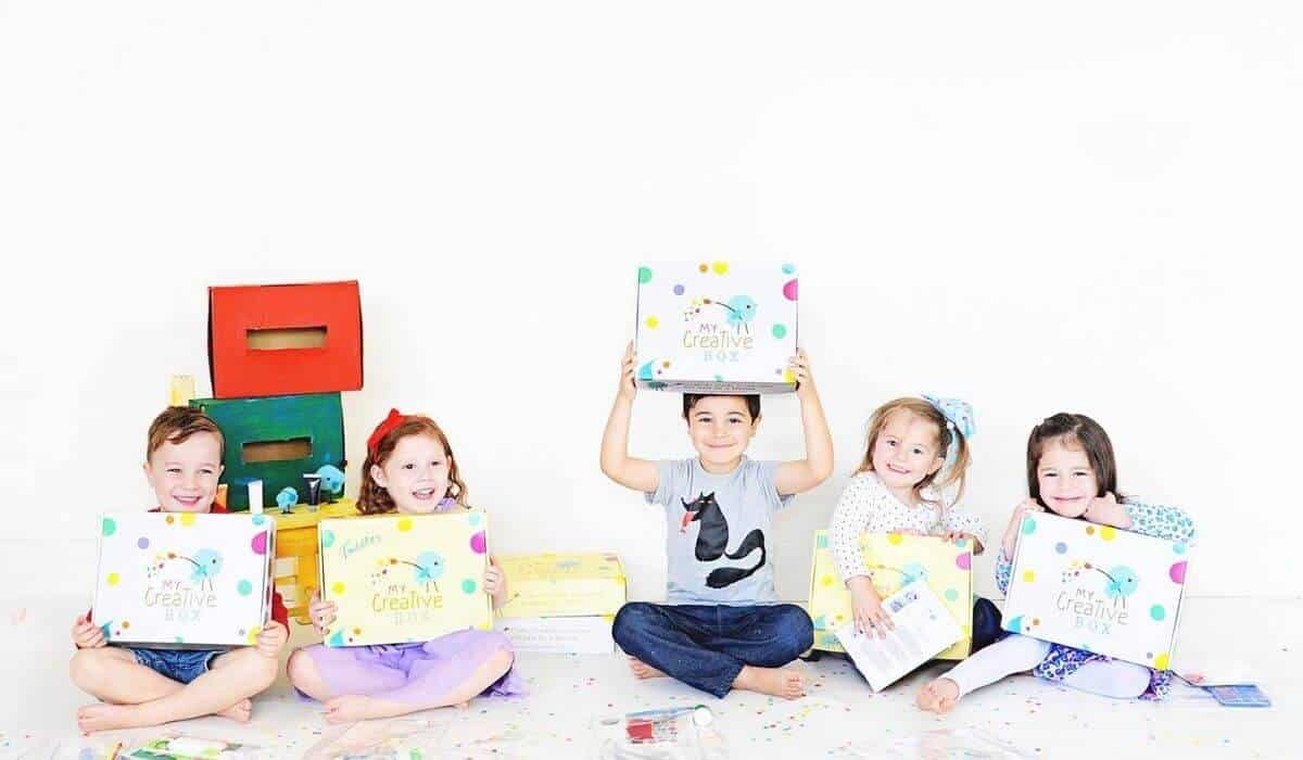 The best kids subscription boxes