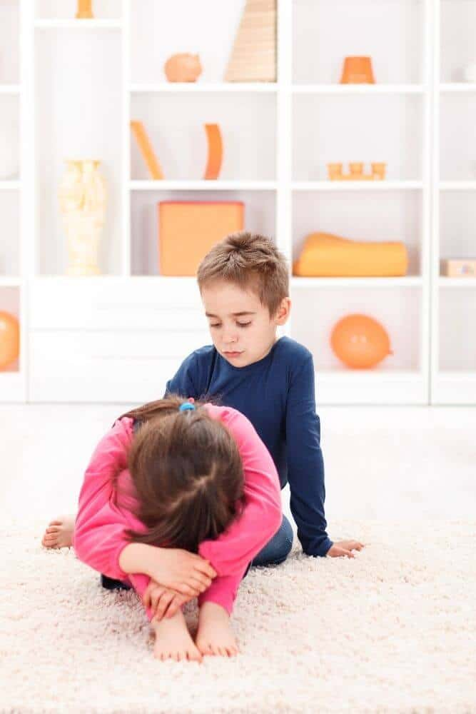 Building resilience in children with patience