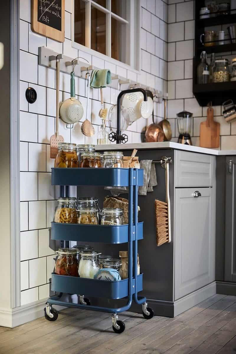 Kitchen trolley ikea