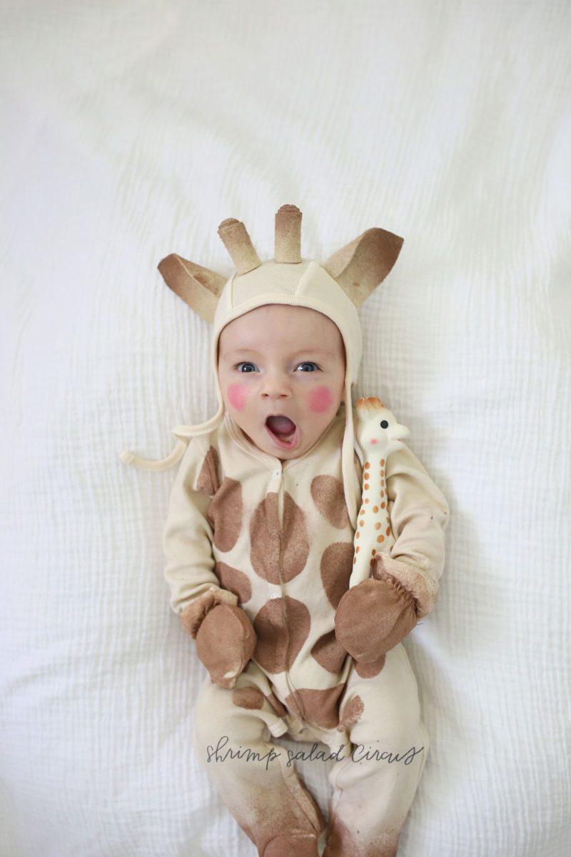 Sofie the giraffe costume