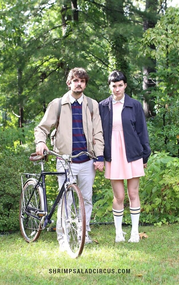 Stranger things costume