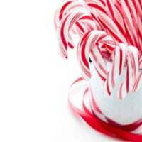 Recipes using candy canes