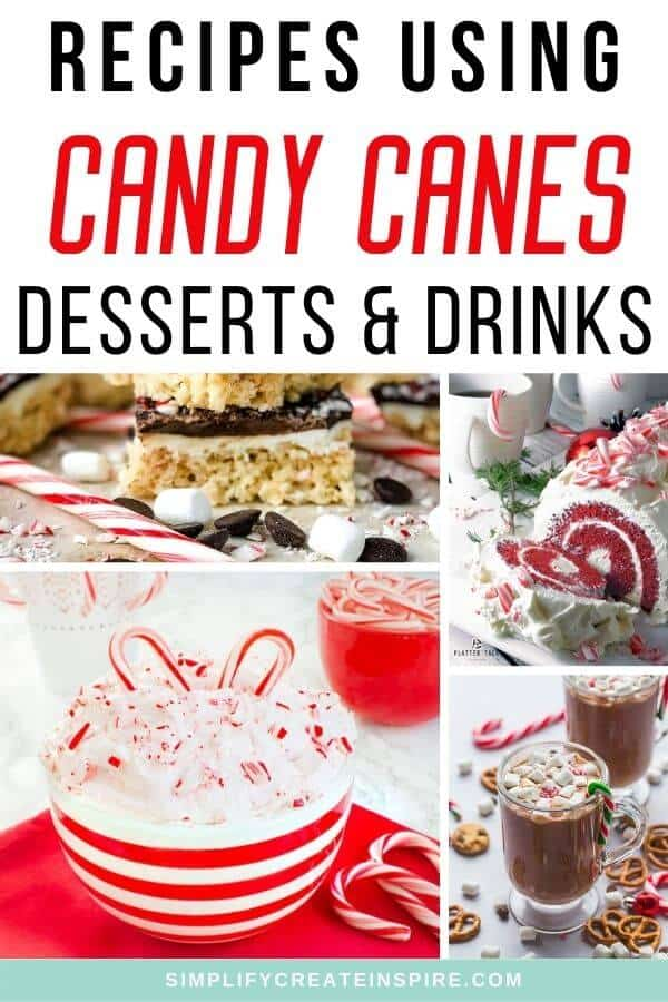 Recipes using candy canes - leftover candy canes