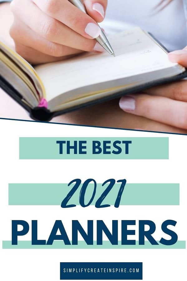 The best planners for women 2021 1