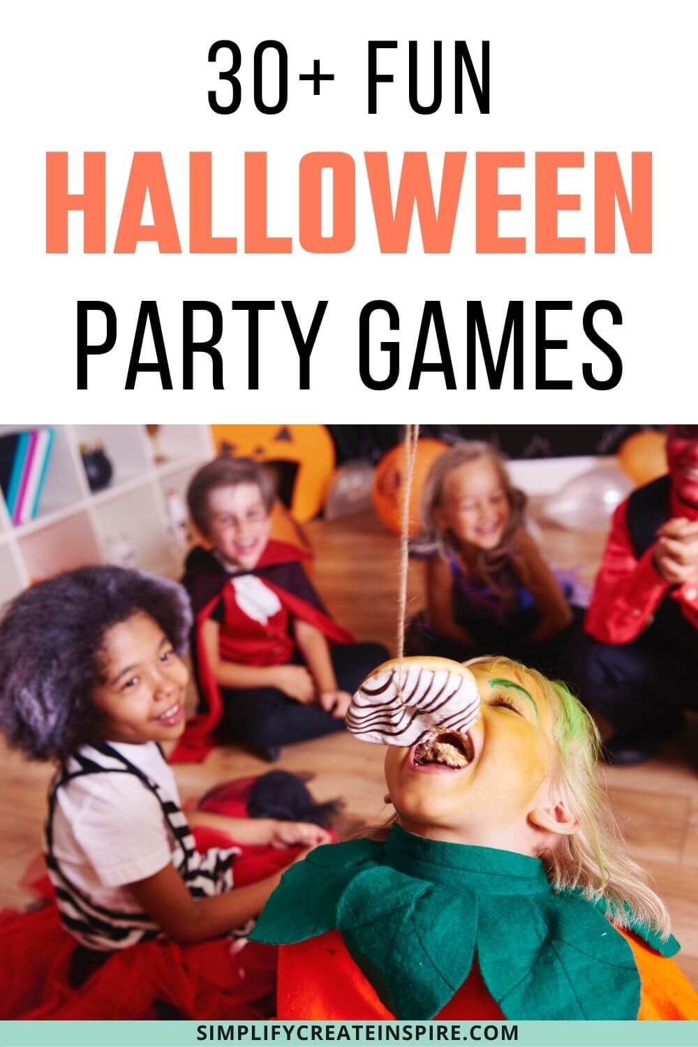 Fun halloween party games for all ages