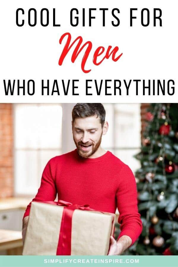 Gifts for men who have everything2