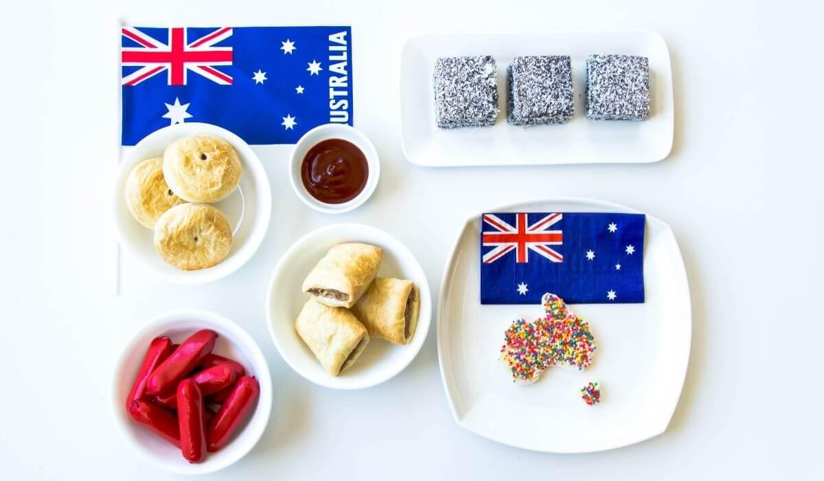 Australia day recipes and food favourites