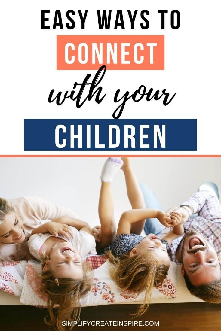 How to connect with your child