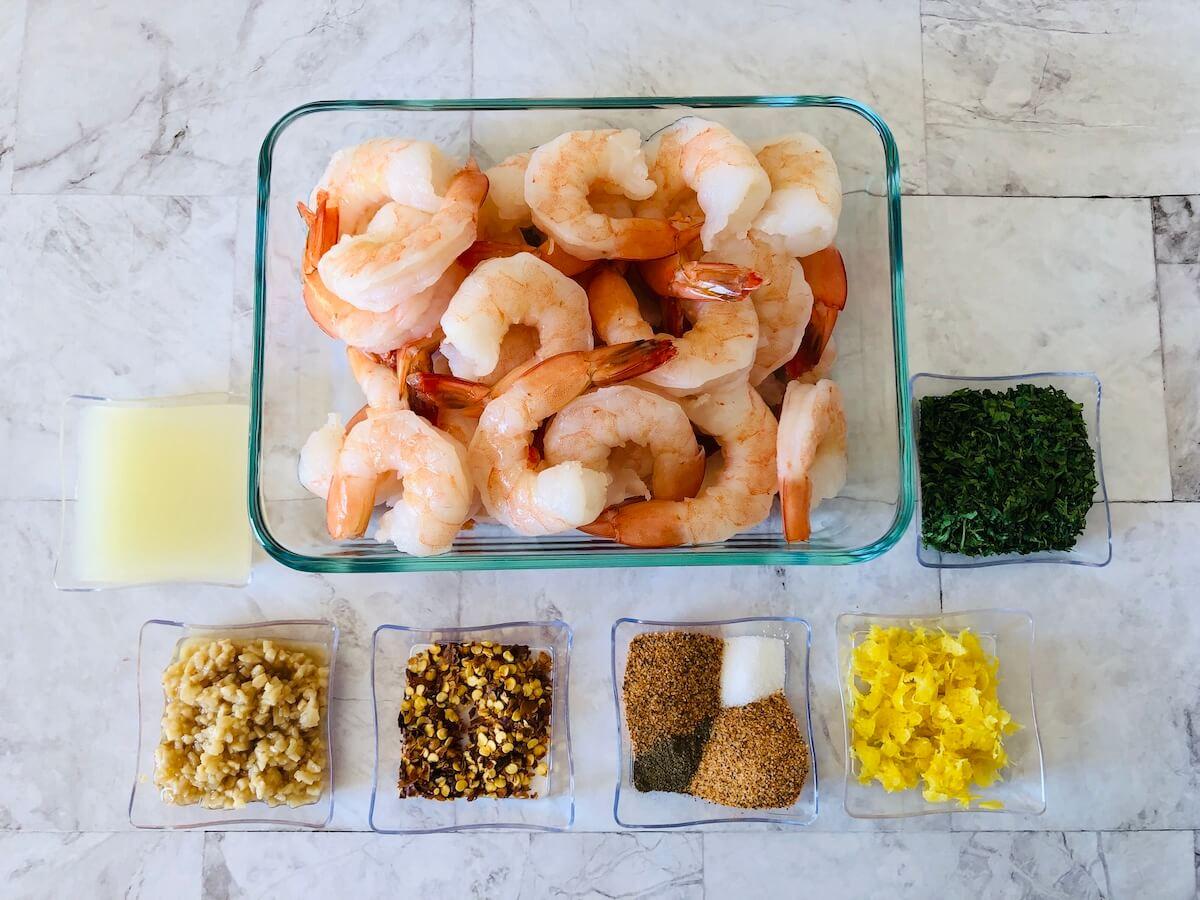Easy lemon garlic prawns recipe 1 easy lemon garlic prawns recipe