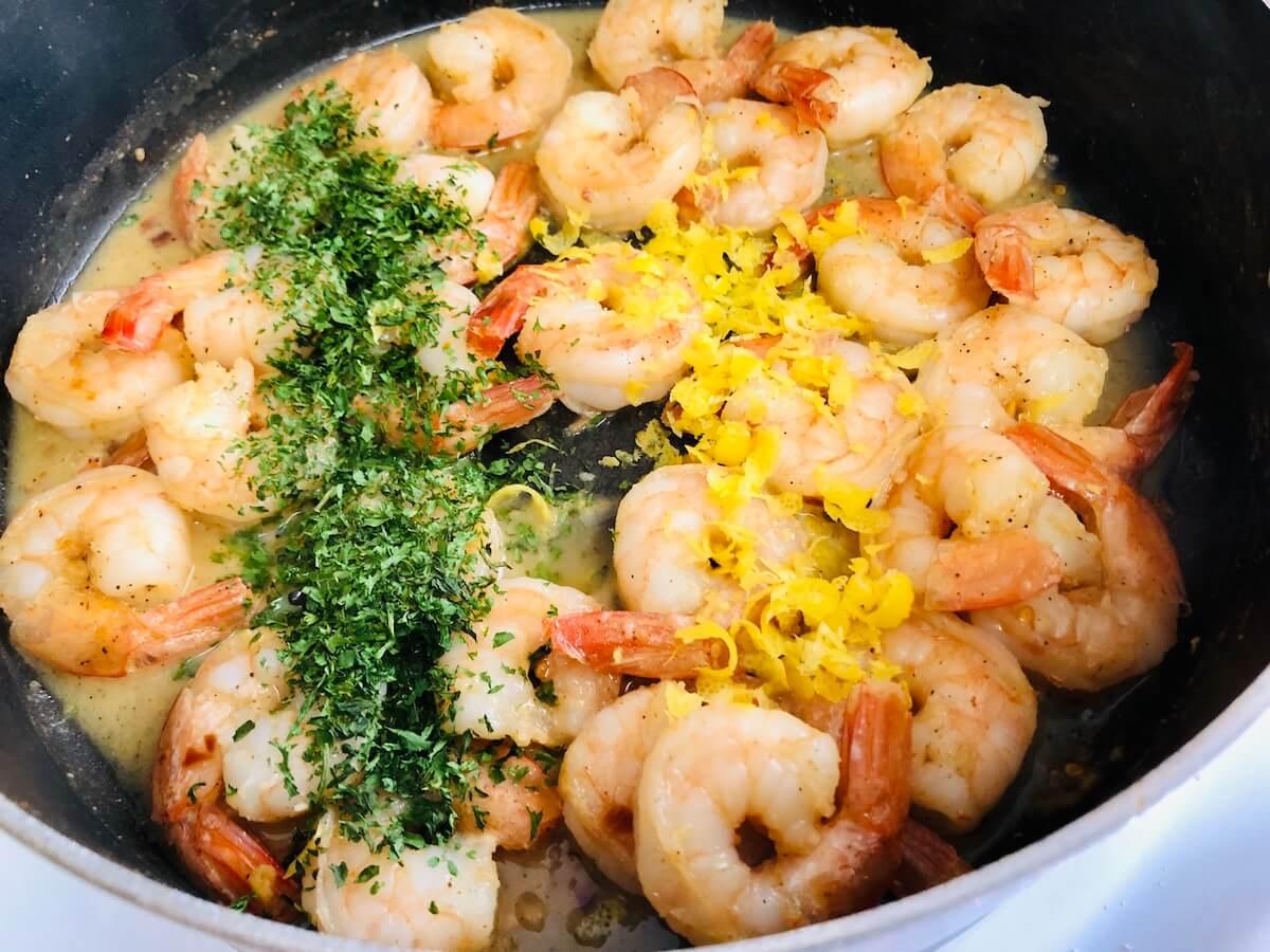 Easy lemon garlic prawns recipe 8 easy lemon garlic prawns recipe