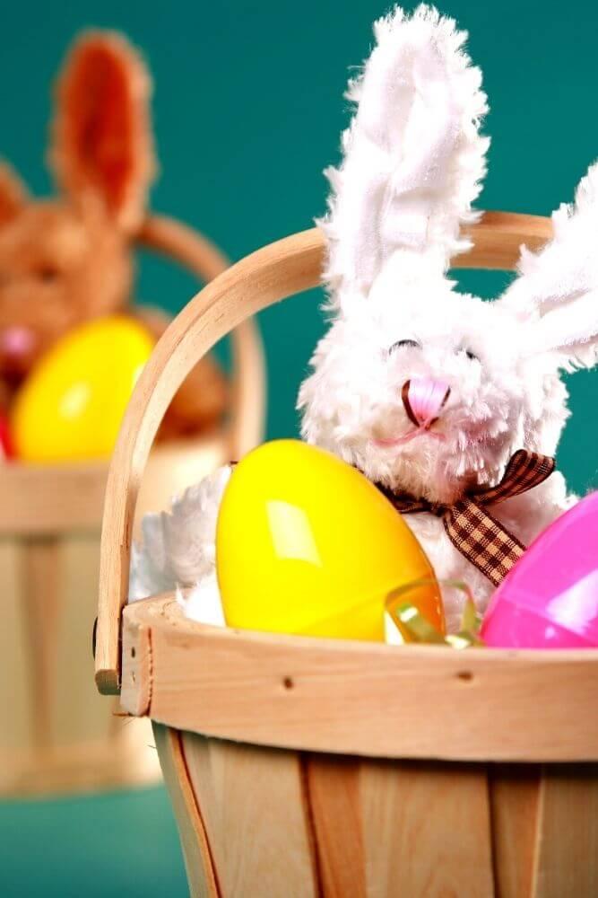 Easter prize basket