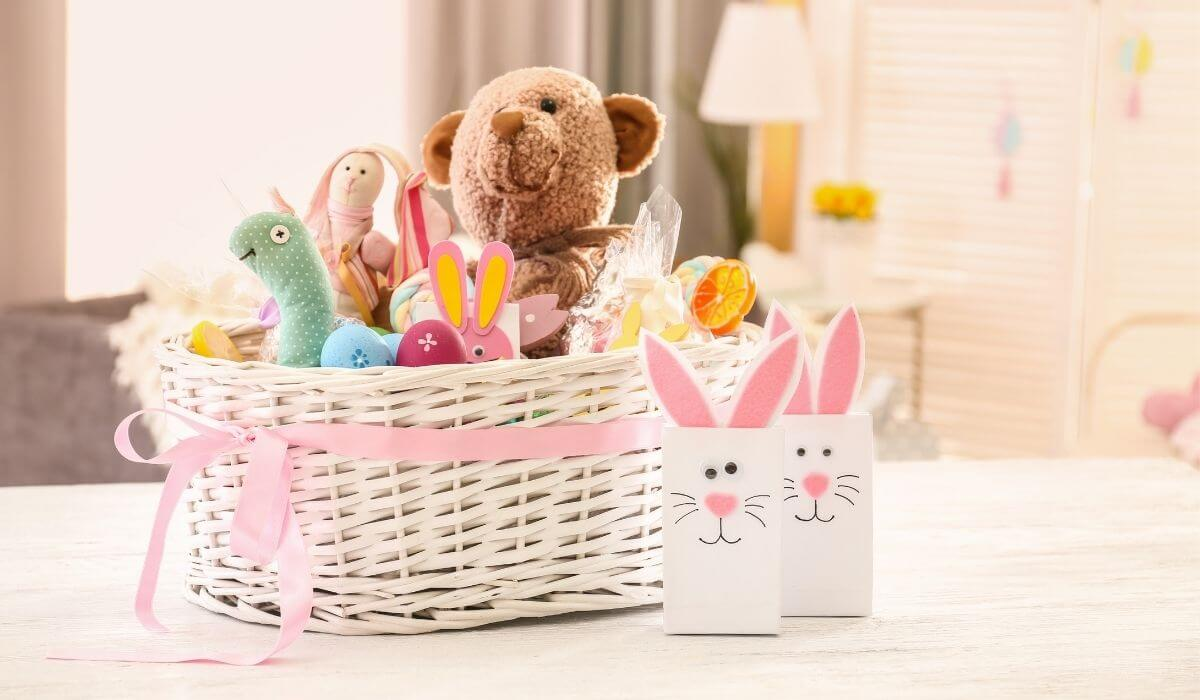 Easter basket fillers for kids with toys