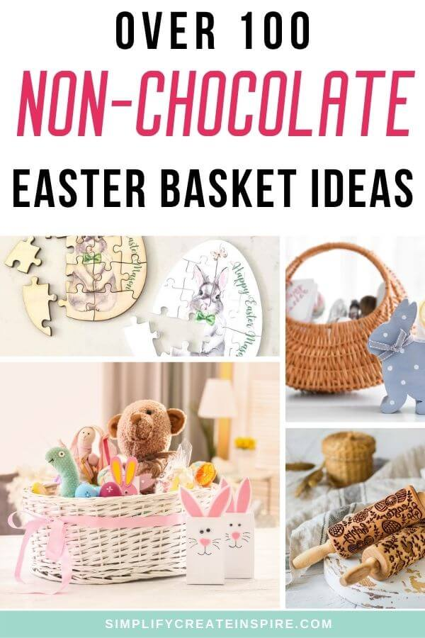 Non-candy easter basket gift ideas