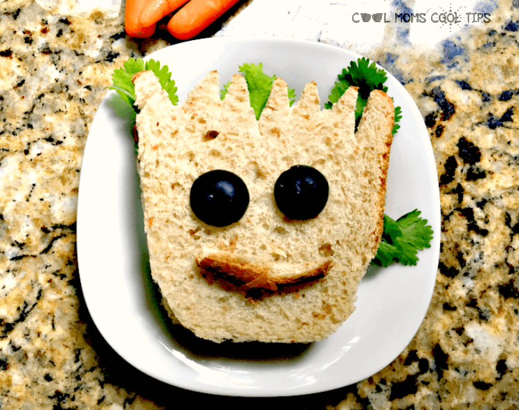 Groot sandwiches